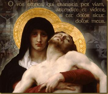 MARIA Y JESUS PIEDAD