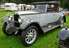 Vauxhall 1927 type R 20-60 2 seater