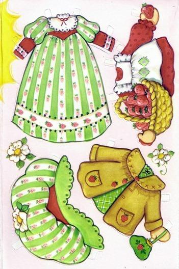 clipart imagem decoupage boneca de papel (3)