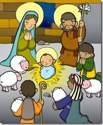 colorear pastores (2)