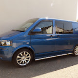 Volkswagen T5 for sale - Olympian Blue