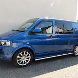 Volkswagen T5- Olympian Blue
