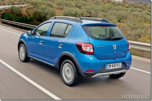 Dacia Sandero Stepway review 02
