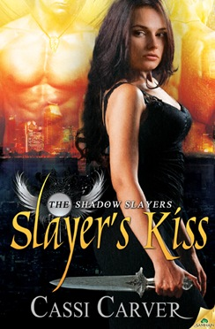 carver - slayer&#39;s kiss