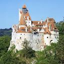 Bran castle (Draculas Castle). Bran. Romania
