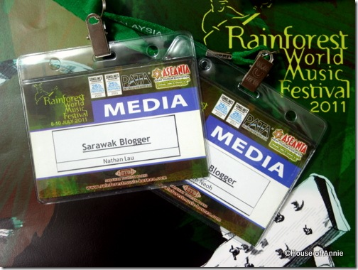 rainforest world music festival media passes