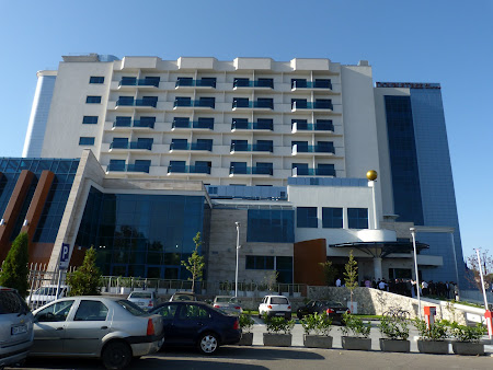 Double Tree by Hilton Oradea - exterior