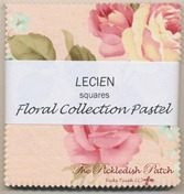 floral collection by lecien