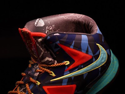 nike lebron 10 pe what the mvp 1 01 LEBRON X MVP Very Limited Release this Friday at Unknwn Miami, 4x HOHs, 5x Niketowns
