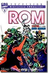 P00003 - ROM - Biblioteca Marvel #3