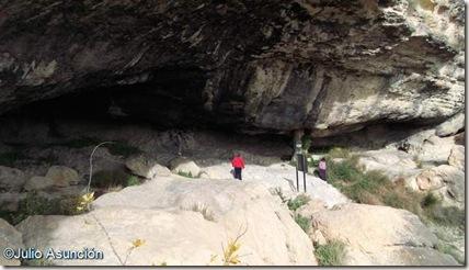Cueva Negra de Fortuna - Santuario