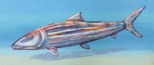 fish painting