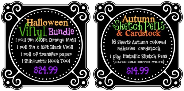 Silhouette Halloween Deals
