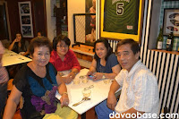Cotabato Sugar alumnus Kim Ramas' family