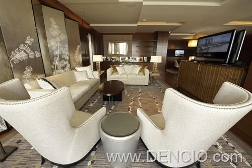 Chairman suite_living room