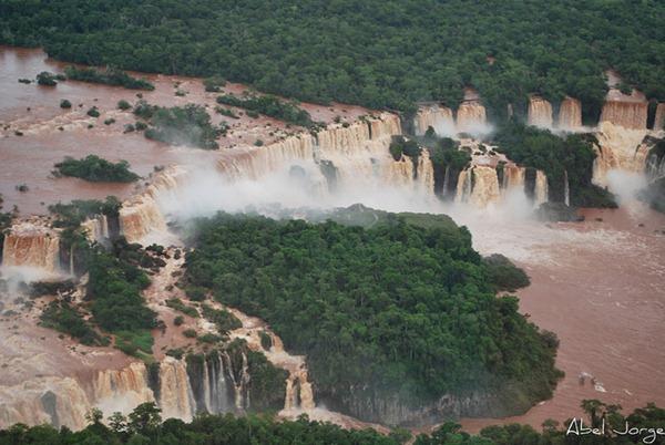 Iguazu Iguacu falls 12