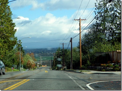 Snohomish, the oldest town in Washington, is in that valley or river bottom.