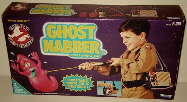 Ghostbusters Ghost Nabber