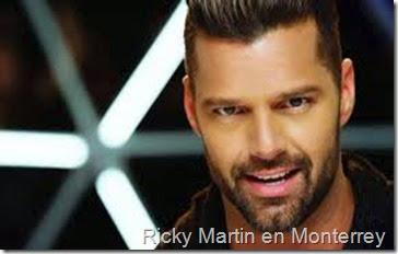 venta de boletos ricky martin en monterrey octubre 2014 no agotados primera fila