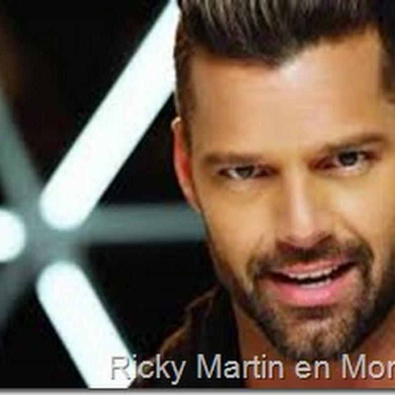 Ricky Martin en Monterrey 2015