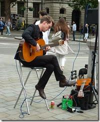 8 amazing guitarist trafalgar square