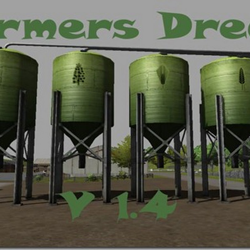 Farming simulator 2013 - Farmers Dream v 1.4 Map