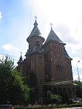 Metropolitan Cathedral in Timisoara