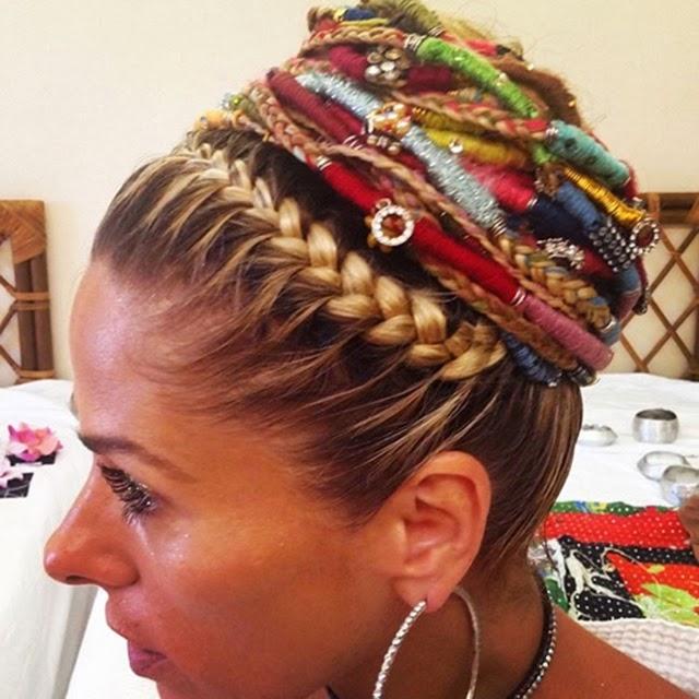 penteado de Carnaval: Como manter o cabelo no lugar?