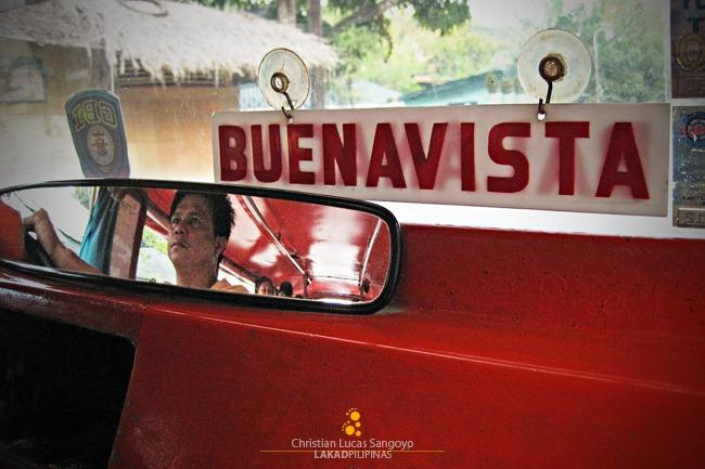 The Jeepney Ride to Boac from Buenavista, Marinduque
