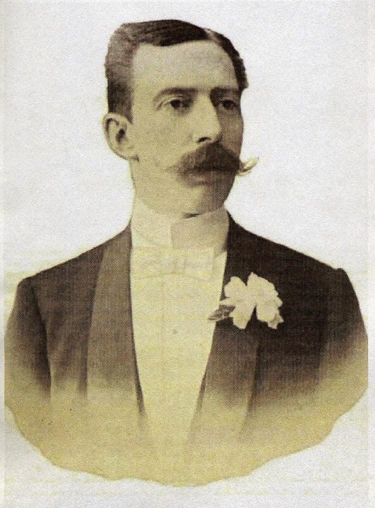 D. Joaquin Jover y Costas. Primer Marques de Gelida. LA ILUSTRACION ESPAÑOLA Y AMERICANA. 8 de Septiembre de 1.896.JPG