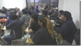 En total participaron 43 alumnos