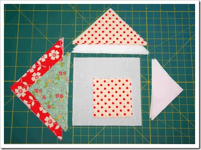 Morning Star Variation fabrics