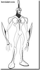 208px-Way_big_Af_para_colorear grandao gigante Desenhos para colorir e pintar Ben 10 Supremacia Alienígena