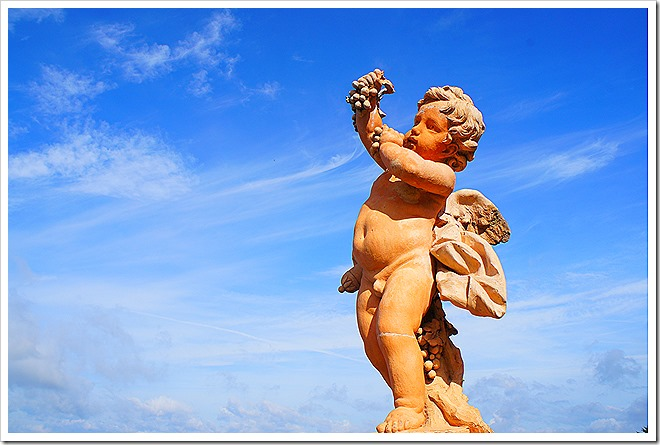 Public domain angel photo