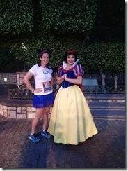 Disneyland Half Marathon Snow White