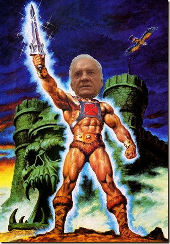 Antenor He-Man Angeloni