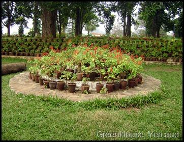 GreenHouse, Yercaud