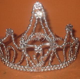 Corona para las Reynas de Belleza
