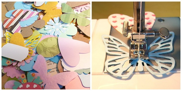 cafe creativo - Anna Drai - big shot sizzix - paper garland (3)