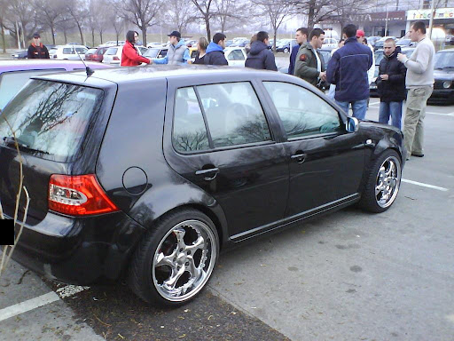 vw golf iv german