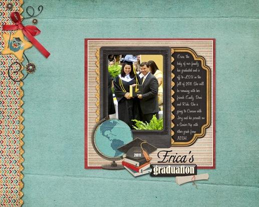 Erica Graduation