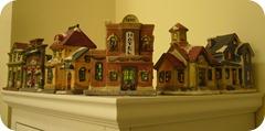 corner village