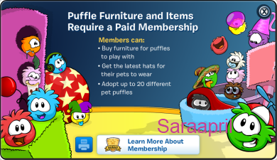 Saraapril in Club Penguin: Club Penguin Membership Ads Update!