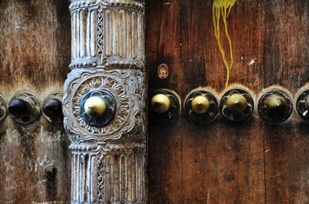 Elephant door.