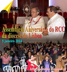 ASS. Aniversárioa RCC LIsboa - 05.JAN.14