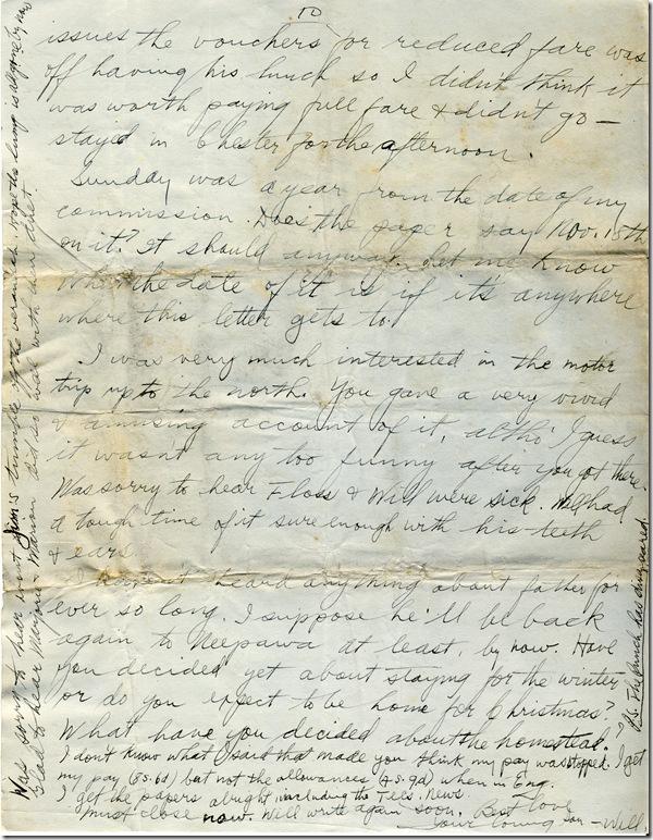 11 Nov 1917 10