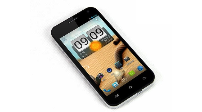 Beidou Little Cyclone F9, Ponsel Android QHD Harga Murah