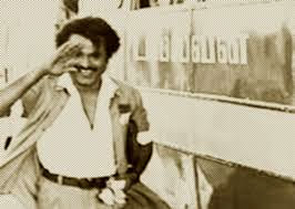 rajnikanth as bus driver