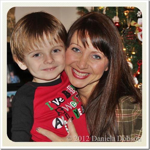 Daniela Dobson Christmas 2012