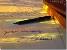 CSLewis Signature